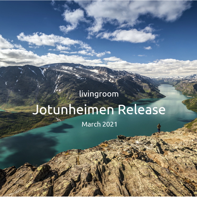 Jotunheimen for event page