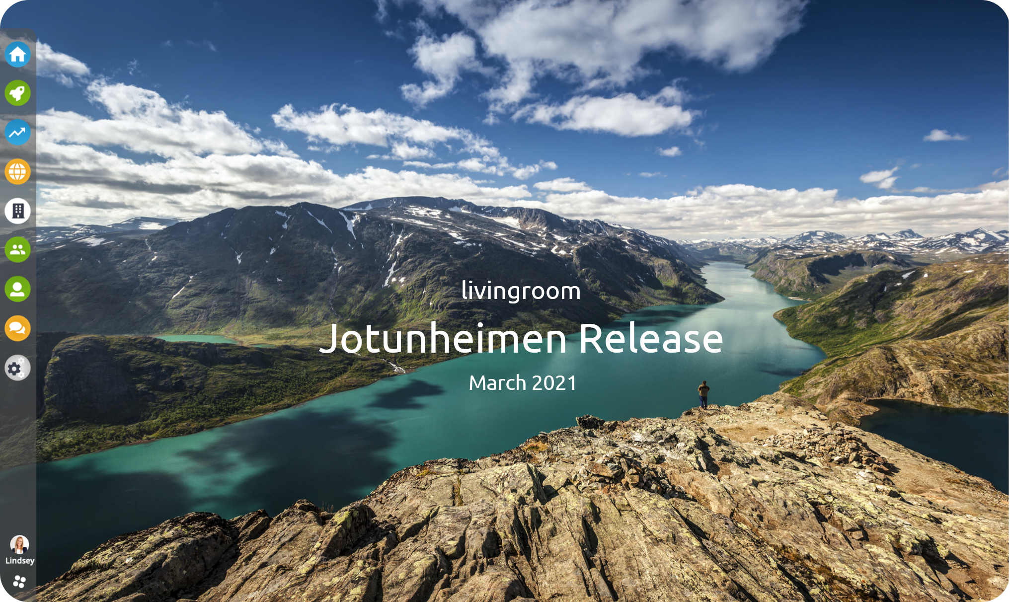 Jotunheimen Release